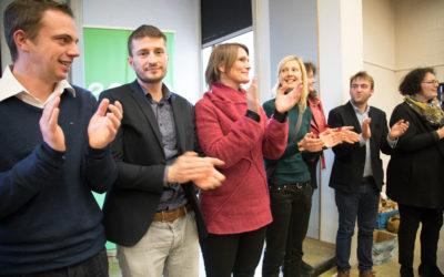 Elections fédérales et régionales 2019 –  Ecolo Brabant wallon a désigné ses têtes de liste