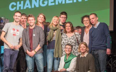 Elections fédérales et régionales 26 mai 2019 – Ecolo Brabant wallon est prêt pour la campagne