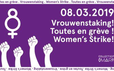 8 mars, journée internationale des droits des femmes