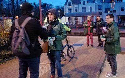 Action Saint-Valentrain 2020 : Il est temps de réinvestir dans les transports en commun !