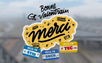 Saint-Valentrain : ECOLO remercie le personnel des transports en commun !