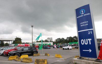 Fermeture de Logistics Nivelles : ECOLO exprime sa plus grandesa solidarité face à la colère des 549 travailleurs licenciés